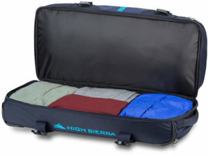 High Sierra Evolution 30 Inch Wheeled Duffel