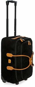 "Bric's Life 21"" Carry-On Rolling Duffel"