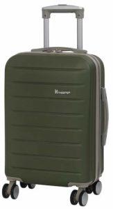 """IT Luggage 21\"""" Hardside Expandable Upright Spinner Suitcase"""