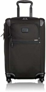 Tumi Alpha 2 International Expandable 4-Wheeled Carry-On