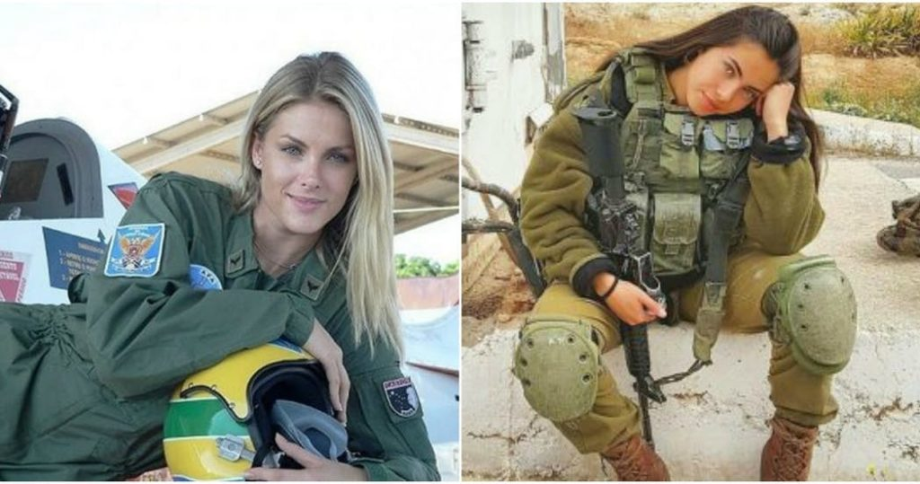Female Soldiers From Armies Around The World