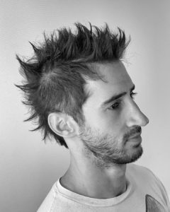 best male hairstyles medium length images