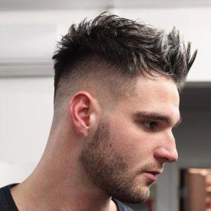 men's hairstyles medium
