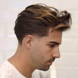 Most Popular Current Men's Hairstyles
