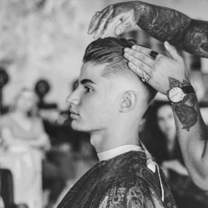 top men's haircuts temporary trend designs