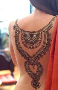 Amazing Examples of Back Tattoos for Women