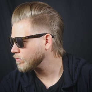 mans best hair style one side