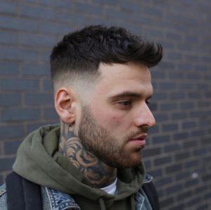 short mens hair stylist images