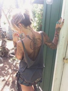Sexiest Lower Back Tattoos for Women and girls
