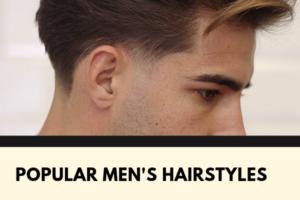 popular hairstyles for older men images