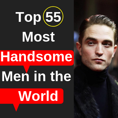 Most Handsome Men in the World