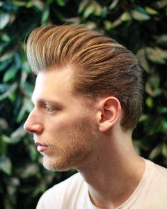 barber haircut for medium hair in 2021