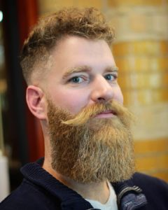 stylish haircuts for men with beard ideas 2021