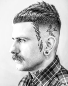 the best short hair style for man images