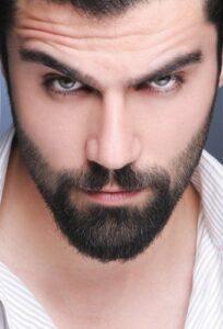 cool elegant beard styles for men