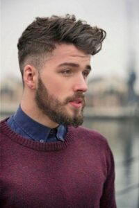 best beard styles for middle aged male