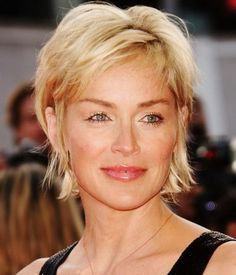 top short hairstyles female images