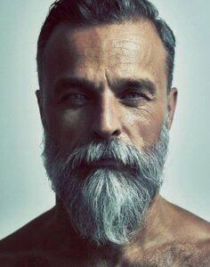 fashionable beard styles for men over 50