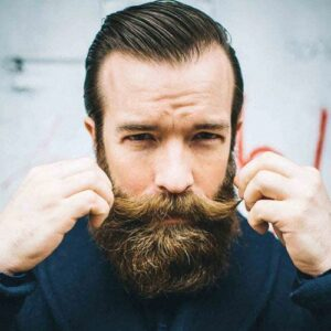 old fashioned beard styles
