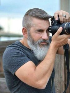 long beard shapes and styles