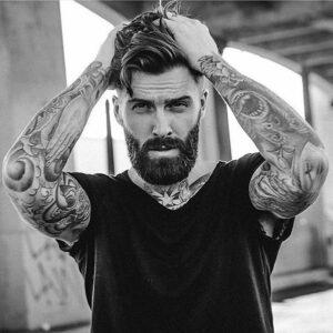 professional beard look design ideas
