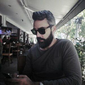 beard styles for thin hair