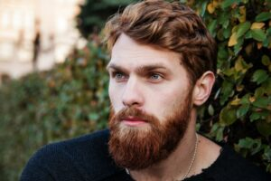 most attractive facial hair styles images for male