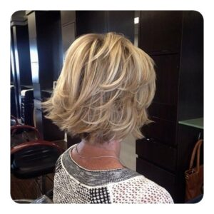 top haircuts for old women images