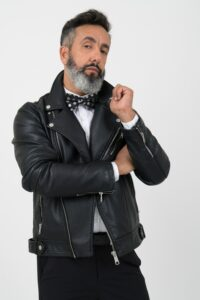 unique beard styles for men over 40 picture