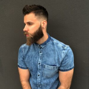 different facial hair styles for men