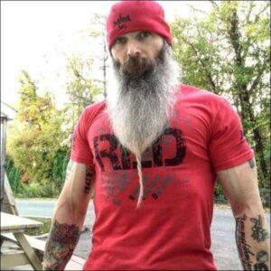 long goatee beard styles