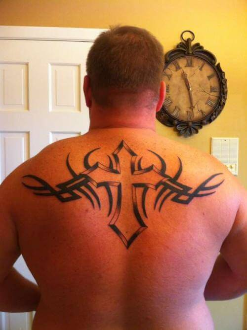 Creative Cross Tattoo Designs