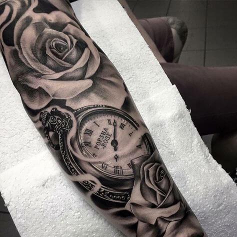 Pretty Flower Tattoos: Ideas Designs For Inspiration