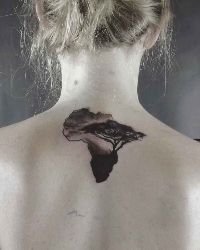 inspiratie voor superleuke travel tattoos