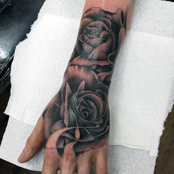 Beautiful Floral Tattoos Designs that Will blow your Mind