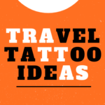 Travel Tattoo for women