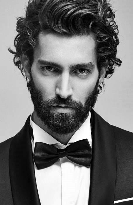 best short beard look style images