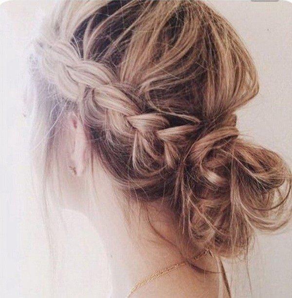 braided hair for little girl