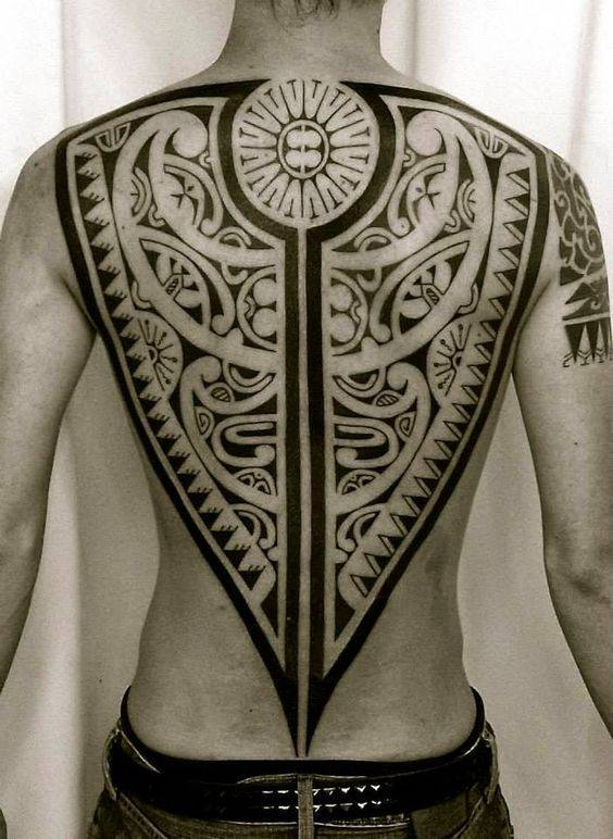 Tribal tattoo designs and patterns Royalty