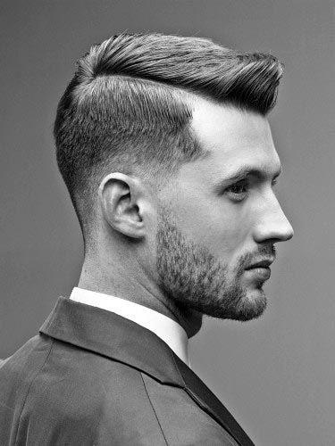 men short full beard styles