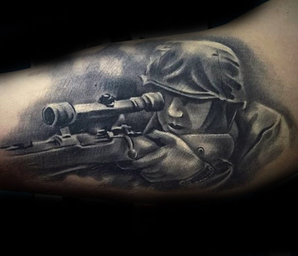 security forces tattoos