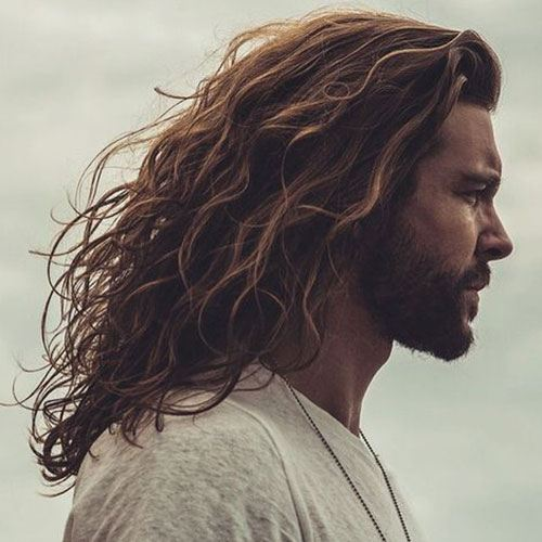 look or are considering growing your hair out