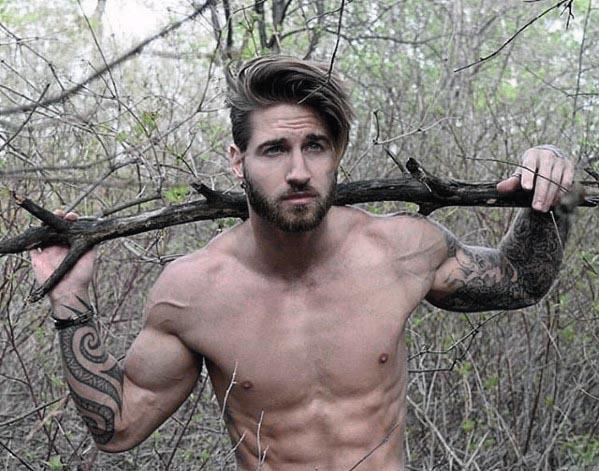 men beard styles for short chin