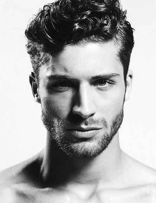best men facial hair styles short