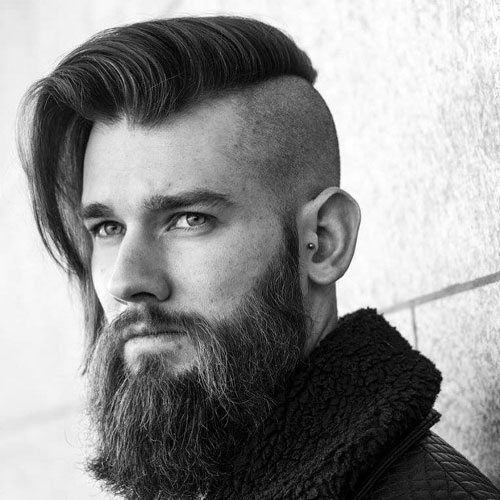 Sexy Long Hairstyles for Men and guys