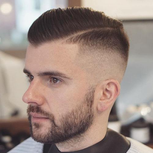 Cool Mid Fade Haircuts for Men and guys