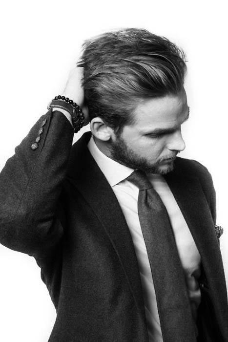 The Best Medium-Length Hairstyles For Men