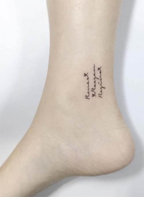 Trendy and Amazing Women's Tattoos You Should Consider