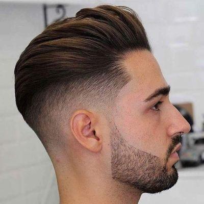 best beard for short hair images
