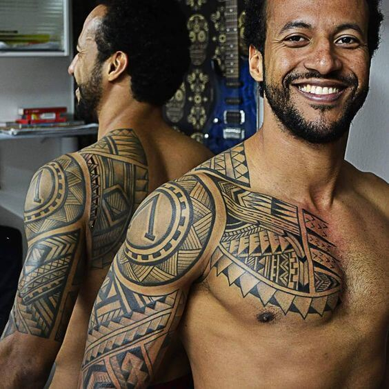 Tribal Tattoo Designs With Meanings You'll Be Proud